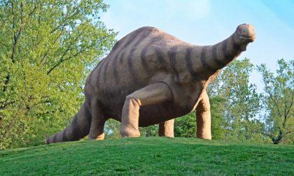 I dinosauri si sono rifatti il look riapre il Parco della Preistoria