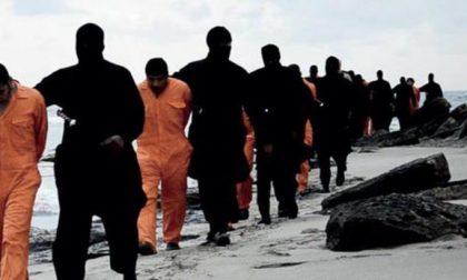 Alcune fonti dicono che l'Isis ha sgozzato 21 cristiani copti