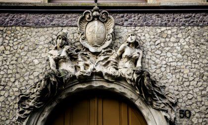 9 bellissime ville liberty a Bergamo