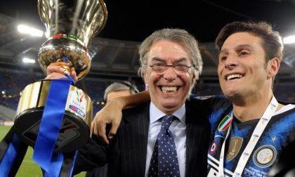20 anni fa Moratti comprava l'Inter Uomo di classe fra i fuoriclasse