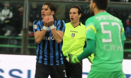 Inter, due magie di Guarin Dea, espulso Benalouane (1-4)