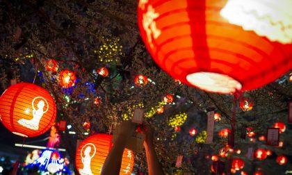 Il capodanno cinese in 40 foto