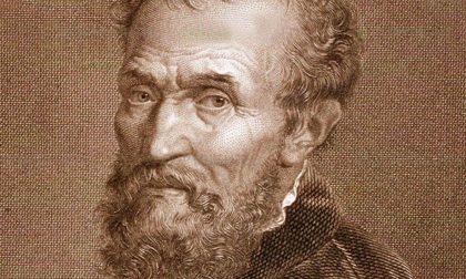 Michelangelo 450 anni fa, più uno