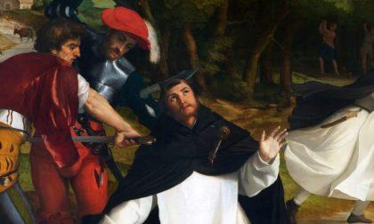 L'opera più bella di Palma il Vecchio (è al museo di Alzano Lombardo)
