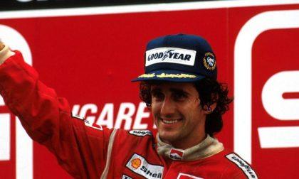 I sessant'anni di Alain Prost