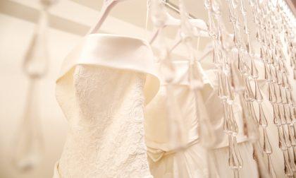 Atelier Giuseppe Papini in via Tasso Capolavori di sartoria per le spose