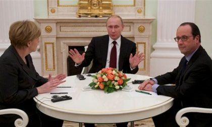 Ultima offerta per la pace Ma sull'Ucraina non c'è intesa