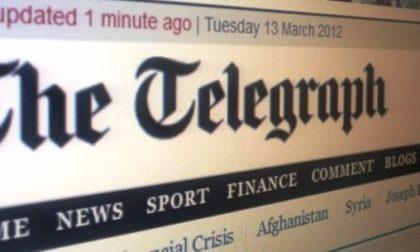 Il Telegraph non parla di Swissleaks E il supergiornalista se ne va