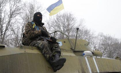 La fragile tregua dell'Est Immagini dal fronte ucraino