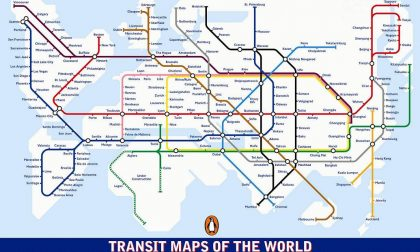 Cartina Del Planisfero Muta.Le 20 Bizzarre Mappe Del Mondo Che Vi Insegnano Qualcosa Di Nuovo Prima Bergamo