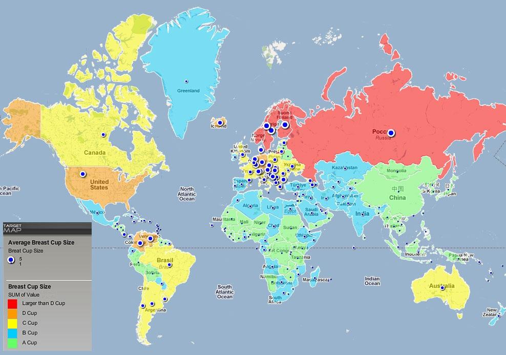 Cartina Mondo Paesi.Le 20 Bizzarre Mappe Del Mondo Che Vi Insegnano Qualcosa Di Nuovo Prima Bergamo