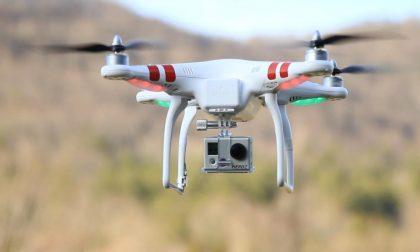 Anche a Bergamo si utilizzerà un drone per controllare dall'alto il territorio