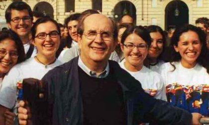 Breve profilo di Ernesto Olivero cittadino onorario di Bergamo