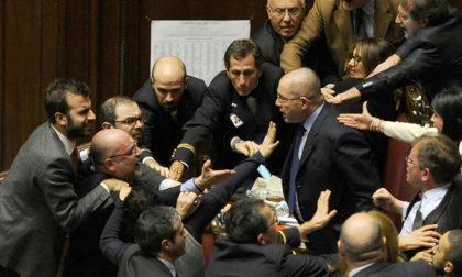 Sarebbe la Camera dei deputati (sembrava un match a Las Vegas)
