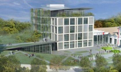 La nuova sede della GAMeC Riassunto delle puntate precedenti