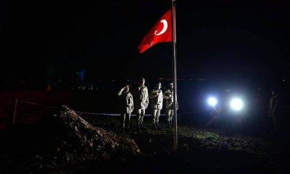 L'incredibile blitz dei turchi per difendere la tomba del sultano