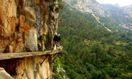 Un giro sul Caminito del Rey Il sentiero più pericoloso del mondo
