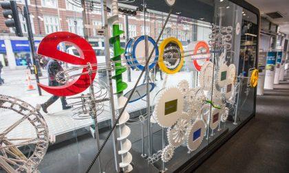 Il primo (geniale) negozio Google