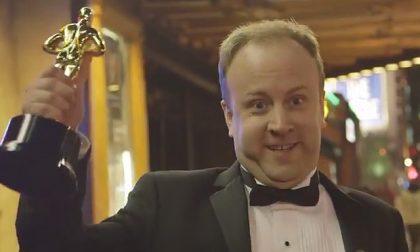 Il divertente video sui vantaggi di aver vinto un (falso) Oscar