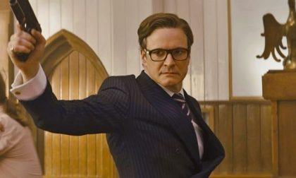 Il film da vedere nel weekend Kingsman, un bel mix di spionaggio