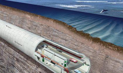 Il tunnel sottomarino a tre piani che collegherà Europa e Asia