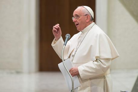 Pope Francis meets cooperators of Italian Confederation Coperatives