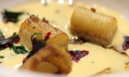 I piatti dei grandi chef bergamaschi alla cena solidale per la Paolo Belli