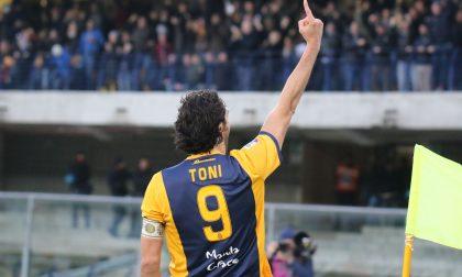 Il bello della XXXII giornata di A Sono i gol di Toni, l'immortale