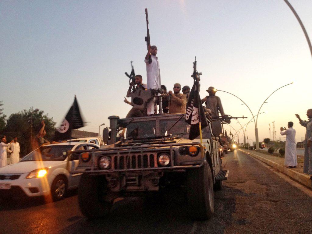 Mideast Islamic State Tikrit Analysis