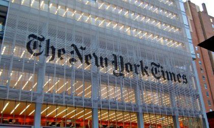 Prima pagina addio, spazio al web Lo dice pure il New York Times