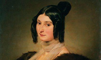 La contessa Clara Maffei di Clusone che chiacchierava con Verdi&Co.