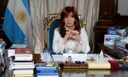 Cristina Kirchner prosciolta ora punta il dito contro Israele