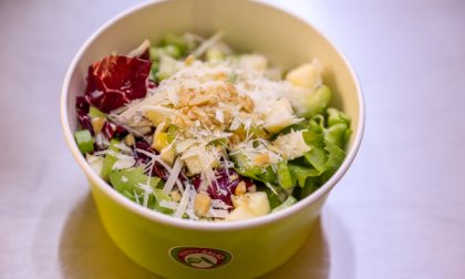 Happy Break Salad in via Masone Dove mangiare buono e naturale
