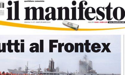 Le prime pagine di oggi sabato 7 marzo 2015