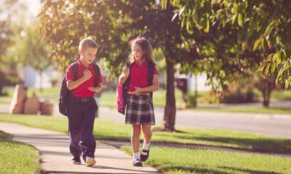 I bambini vadano a scuola da soli C'è in gioco la tranquillità di tutti