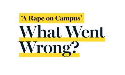 Cos'è andato storto, Rolling Stone? Storia di un fallimento giornalistico