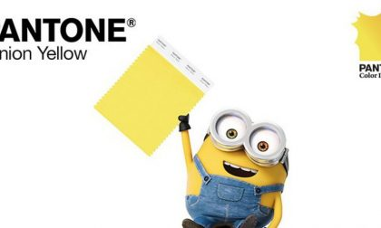Pantone ha creato il giallo Minion