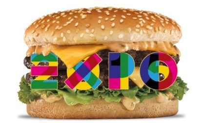 Expo -15, una partita colossale Ovvero McDonald's vs Slow Food
