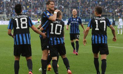 Dea, è il giorno del match ball A Cesena per l'allungo decisivo