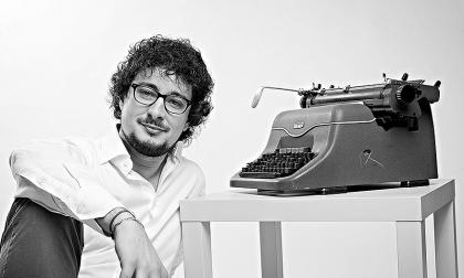 Tom Bilotta, che reinventa i libri Da Alzano a Los Angeles e ritorno