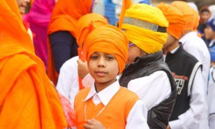 Le foto della colorata festa di tremila Sikh a Bergamo