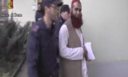 L'arresto dell'imam a Pognano