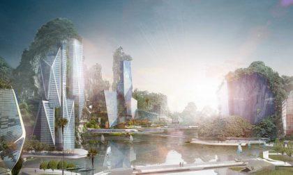 Gli audaci grattacieli del futuro