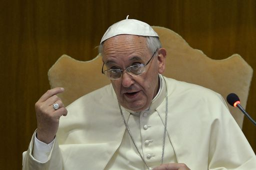 VATICAN-POPE-EPISCOPAL-CONFERENCE