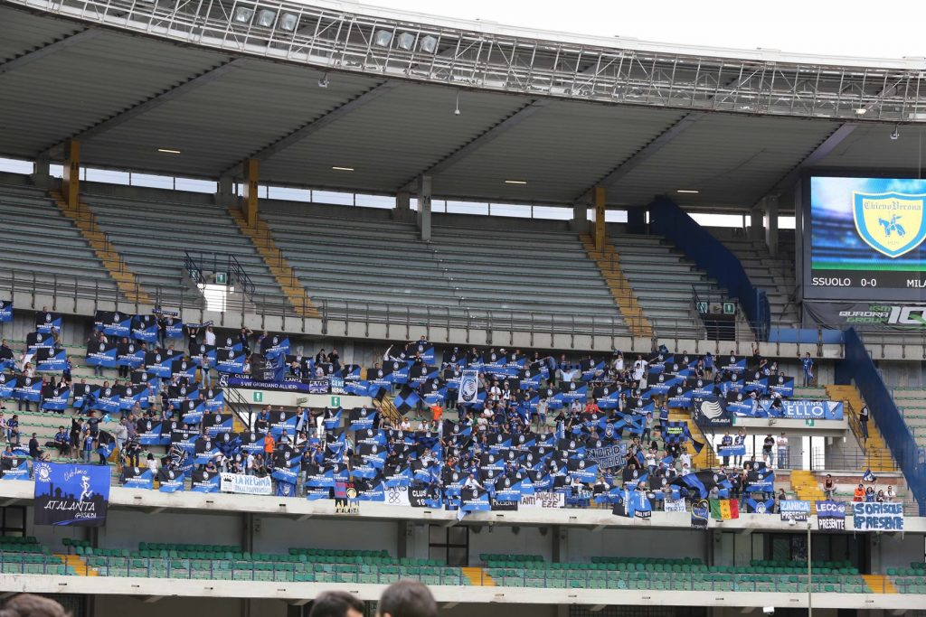24 MAGGIO 2015 STADIO BENTEGODI DI VERONA - CHIEVO VERONA - ATALANTA00327