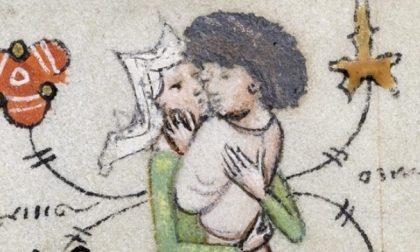 Dante raccontato con allegria Primo: il colpo di fulmine con Bice