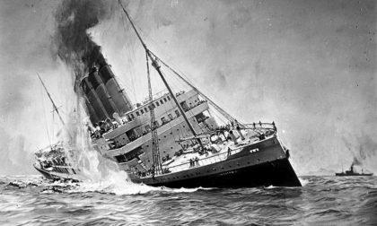 Lusitania, e la guerra fu mondiale