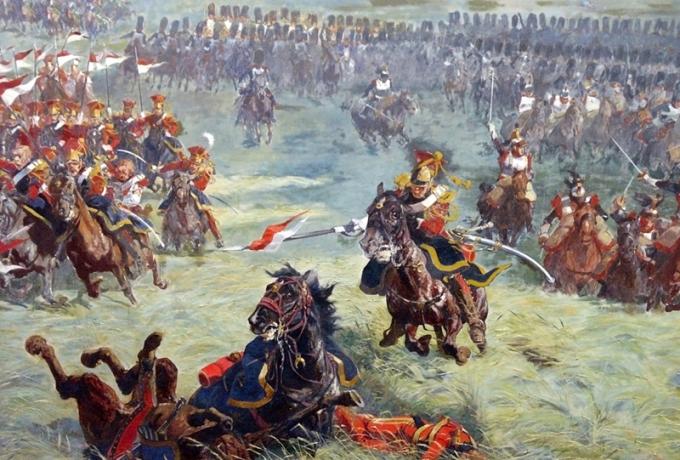 Charge_des_lanciers_de_la_Garde_à_Waterloo_(détail_du_Panorama_de_Waterloo)