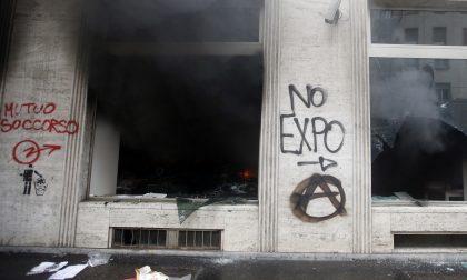 La guerriglia urbana #NoExpo vista e raccontata da Twitter