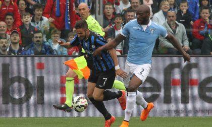 Grande prova dell'Atalanta Punto salvezza con la Lazio